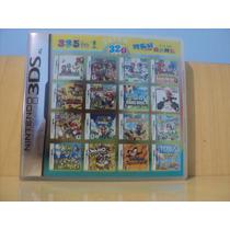 New Super Mario Bros + 334 Jogos Para Nintendo Ds Lite