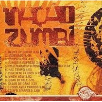 Cd - Nação Zumbi Blunt Of Judah 2002