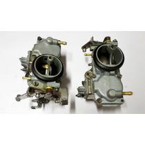 Carburador Duplo Volks Fusca/kombi/brasilia