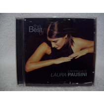 Cd Laura Pausini- E Ritorno Da Te- The Best Of Laura Pausini