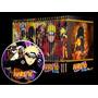 45 Dvd Naruto Shippuuden + Clássico Completo + Filmes