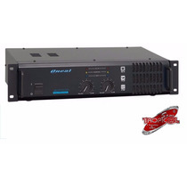 Amplificador De Potência Oneal Op-2700 1000w Progama Musical