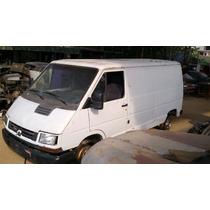 Sucata Trafic Space Van Diesel Ano 98