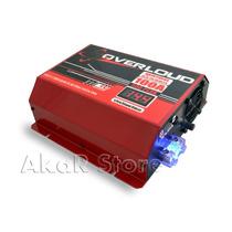 Fonte Automotiva Overloud 100a Bivolt Carregador Bateria Som
