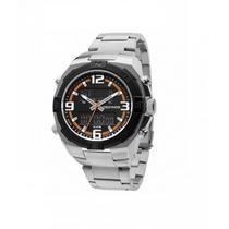 Relógio Technos Anadigi 50592b/1p - Garantia E Nf