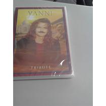 Dvd Yanni - Tribute - Raridades - Promoção Novo