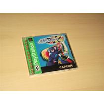 Ps1 - Megaman X4 (americano)
