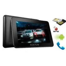Tablet Foston 3g 796gt Android Tv Gps Celular 2 Chips 3g