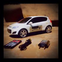 Miniatura De Palio Sport 2014 Com Som Mp3/fm E Entrada Usb