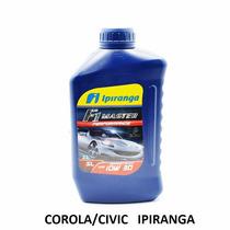 Oleo Motor 10w30 Semi-sintetico Ipiranga Corola/civic