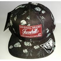 Boné Tom Hill Snapback Aba Reta 100% Original Caps