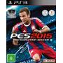 Pes 2015 Ps3 Pro Evolution Soccer 2015 15 Portugues Original