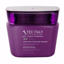 Tec Italy Mascara Lumina Forza Colore Caoba/mahogany 280g