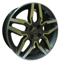 Roda Do Fiat Idea Sport Aro 17