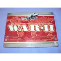 Brinquedo Antigo,jogo War Ll Completo Na Caixa Com Manual.