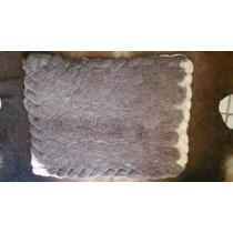 Bacheiro Manta Lã Prensado Cavalo Crioulo Abqm Laço Comprido