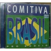 Cd Comitiva Brasil Rodeio- Di Paulo E Paulino, Edson E Udson
