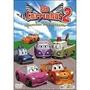 Dvd Original - Os Carrinhos Vol.2