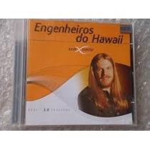 Cd - Engenheiros Do Hawaii Sem Limite Duplo