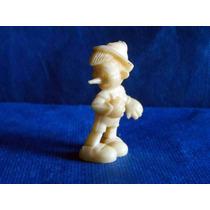 Boneco Pinoquio Miniatura Coca Cola Walt Disney 5 Cm Anos 60