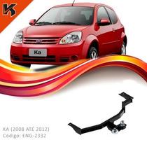 Engate Reboque Engetran Ford Ka 2008 Á 2012