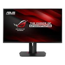 Monitor Asus Rog Pg278q Black 27 G-sync 3d Wqhd 144hz