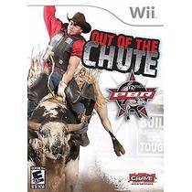 Jogo Out Of The Chute Nintendo Wii Original Lacrado Raridade