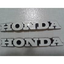 Emblema Moto Honda Cb 500 Four Original.
