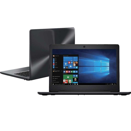 Notebook Stilo Intel Celeron, 4gb Ram, Hd 500gb - Positivo