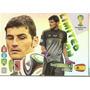 Iker Casillas Limited Edition Adrenalyn Xl Panini Novo
