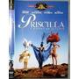 Dvd Original - Priscilla - A Rainha Do Deserto