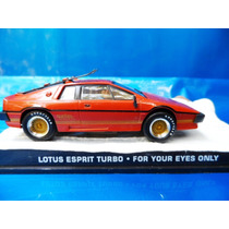 007 James Bond Lotus Esprit Turbo For Your Eyes Only Ec 1:43