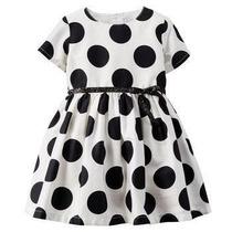 Vestido Infantil Feminino Carters Importado