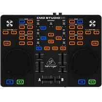 Controlador Midi Dj Behringer Cmd Studio 2a Lançamento