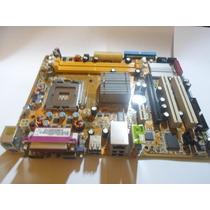 Placa Mae Asus P5gc-mx Socket 775 Lga Chip Intel E Garantia.