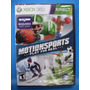 Motionsports: Play For Real - Xbox 360 - Kinect - Lacrado.