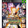 Naruto Shippuden Ultimate Storm Revolution Ps3 Código Psn