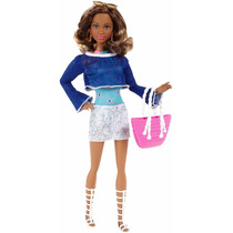 Boneca Barbie Ferias De Verao Cjp 97