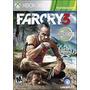 Box Lacrado Farcry 3 Em Português Br Midia Fisica Xbox 360