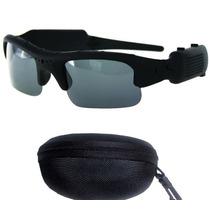 Óculos Espião Micro Câmera Escondida + Sd 8gb P/ Gameplay!