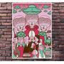 Poster Filme Marte Ataca Tim Burton Et - Tamanho 30x42cm