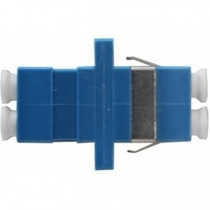 Acoplador Óptico Lc Duplex Sm Azul P/ Dio Fibra Óptica