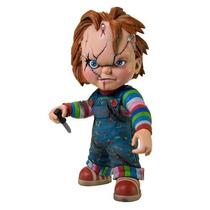 Chucky Roto Estilizado - Mezco - 15 Cm - Novo E Lacrado
