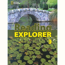 Livro Reading Explorer 3 - Intermediate - Student Book Wit