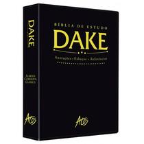 Bíblia De Estudo Dake 2015 - Dicionário Expandido