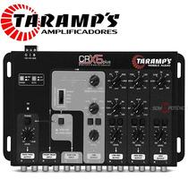 Crossover Taramps Crx5 Eletrônico De 5 Vias Som Automotivo