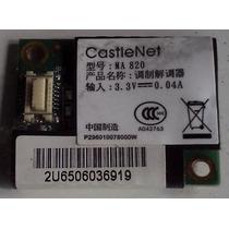 Placa Conector Do Modem Do Notebook Sti Semp Toshiba As 1528