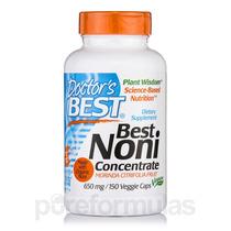 Melhor Noni Concentrado 650 Mg - 150 Veggie Cápsulas Por Do
