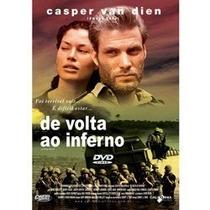 Dvd De Volta Ao Inferno - Casper Van Dien -