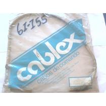 Cabo De Embreagem Gol 1.3 1.6 A Ar 1,015mm